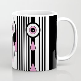 SOMEONE IS LOOKING AT ME Coffee Mug