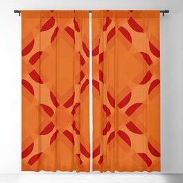60s Interior design Blackout Curtain
