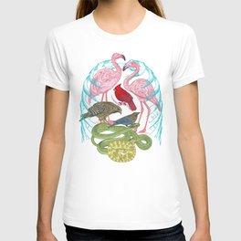 Wild Anatomy II T-shirt