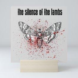 The Silence of the Lambs Mini Art Print