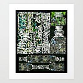 Plastics series 13 Art Print
