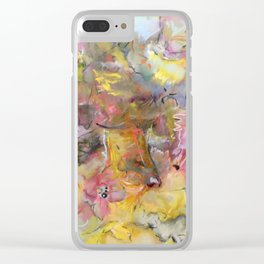 Sync 1 Clear iPhone Case