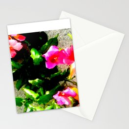 Floral Up Stationery Cards