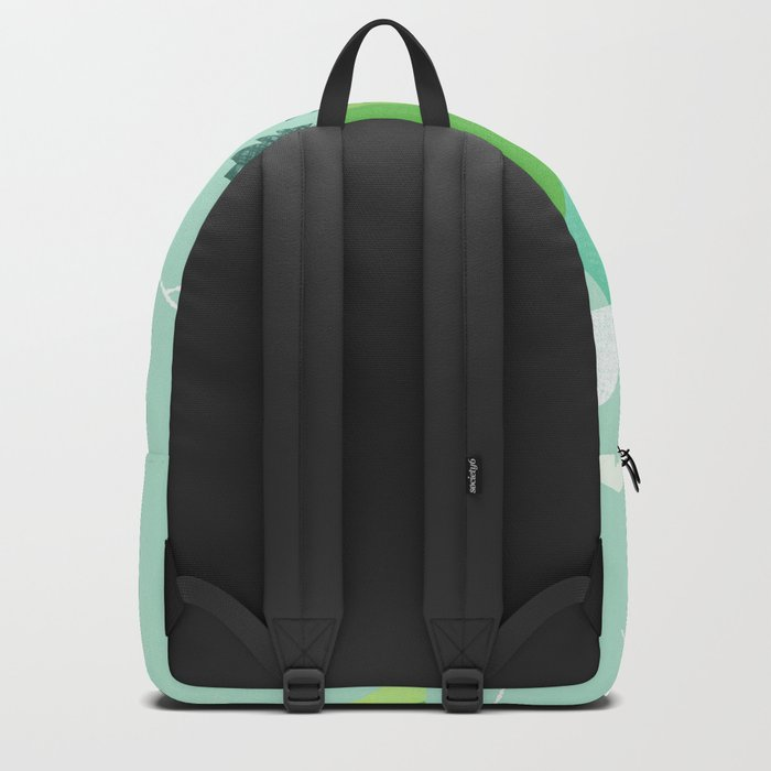 Patchwork Pass Backpack