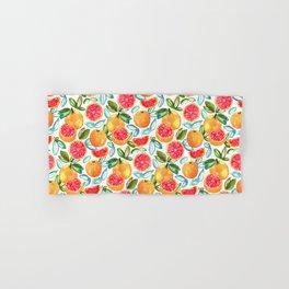 Grapefruits Hand & Bath Towel