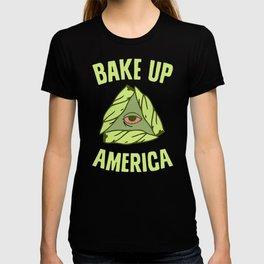 BAKE UP AMERICA T-SHIRT T-shirt