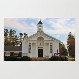 Church At The Lake Rug