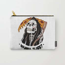 Grim Pizza Carry-All Pouch
