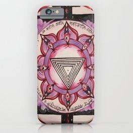 Kali Yantra iPhone Case