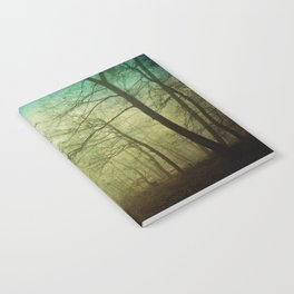 magical woods Notebook