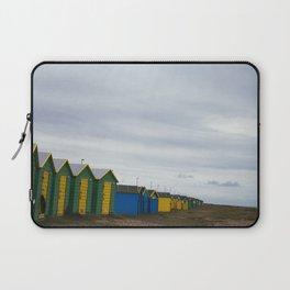 Littlehampton Beach_3 Laptop Sleeve