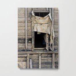 Front Door Metal Print