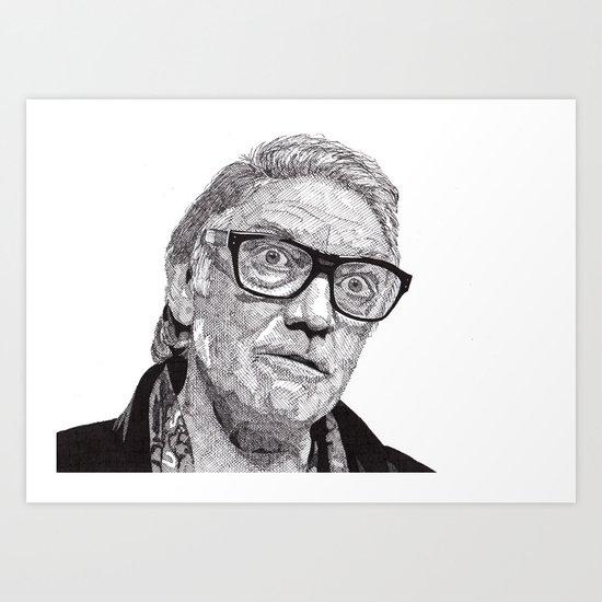 Alan Art Print