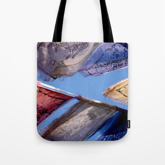 Nepal Tote Bag