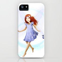 Please Little Fairy, Come Visit Me iPhone Case