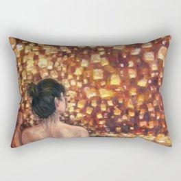The Spirit World Rectangular Pillow