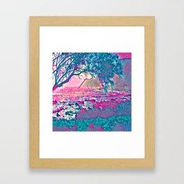 Fantasy Islands 2 Framed Art Print