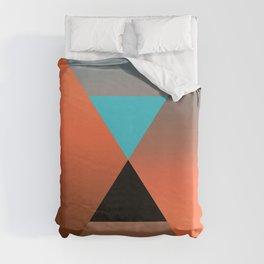 Triangle 4 Duvet Cover