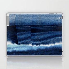 Blue Escape Watercolor Laptop & iPad Skin