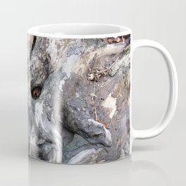Watercolor Anthropomorphism 62, Forest Dragon Coffee Mug