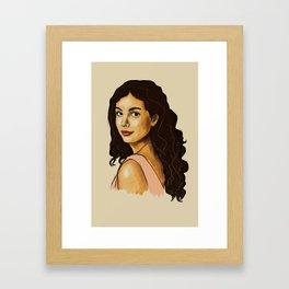 Inara Serra Framed Art Print