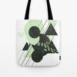 The Dance Floor Tote Bag
