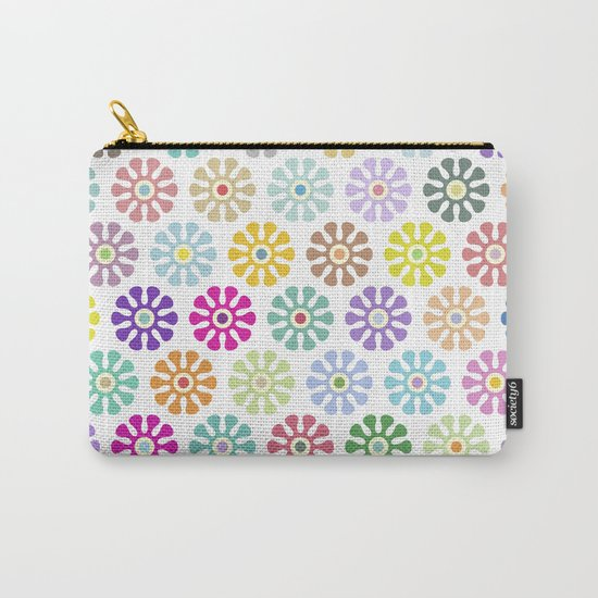 Lovely Pattern VII Carry-All Pouch