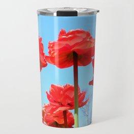Red Beauties Travel Mug