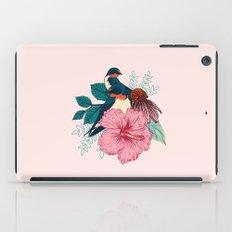 Barn Swallows iPad Case