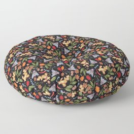 Wild spices Floor Pillow