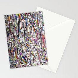 Chromatic Collisions Stationery Cards