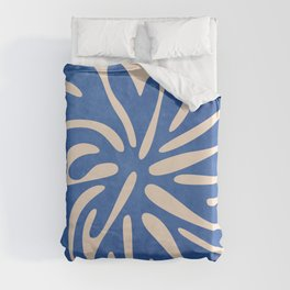 abstract 0320 Duvet Cover