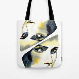 2-FACED Tote Bag