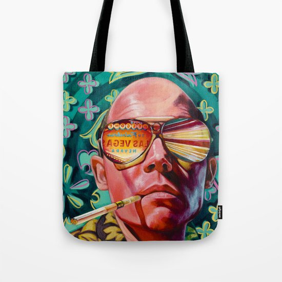 Bad Trip Tote Bag