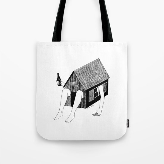 Sunday Chilling Tote Bag