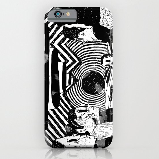 """Reflektor"" by Steven Fiche iPhone & iPod Case"