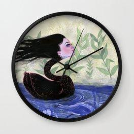 Yvonne Swan Wall Clock