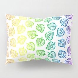 animal crossing villager nook shirt pattern gay pride Pillow Sham