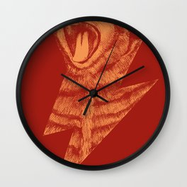 Get Out Of My 9th Life Wall Clock