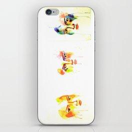 Tryptic iPhone Skin
