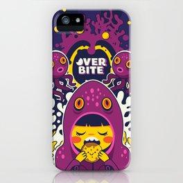 Overbite: Octofizz iPhone Case