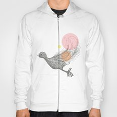 Bird with Own Feather Hoody