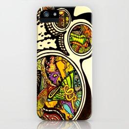 Kaleidoscope Dreams iPhone Case