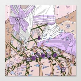 """Nectar"" Canvas Print"