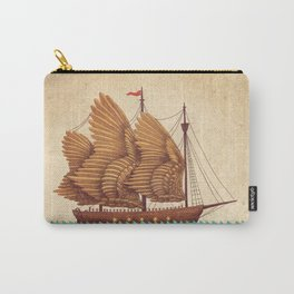 Winged Odyssey Carry-All Pouch