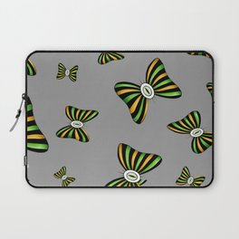 Eye Bow Watchin' You Laptop Sleeve