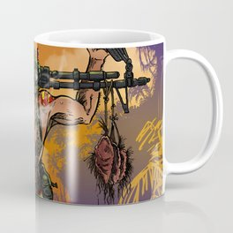 War Machine - The Nam Dude Coffee Mug