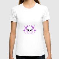 pastel goth T-shirts featuring Starstruck Pastel Goth by JadedZombieInk
