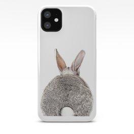 Bunny Butt iPhone Case