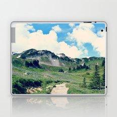 Up Mount Rainier Laptop & iPad Skin
